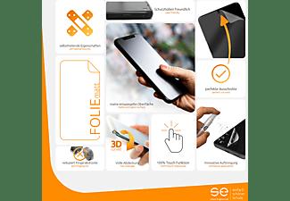 SMART ENGINEERED 2 x Matte Schutzfolie - 3D Schutzfolie(für Fitbit Versa)