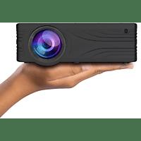 LA VAGUE LV-HD200 schwarz Beamer(HD-ready, 2000 Lumen