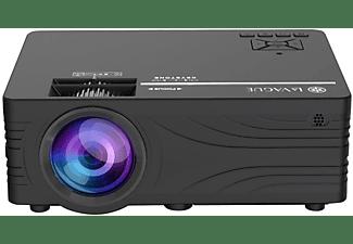 LA VAGUE LV-HD240 Wi-Fi schwarz Beamer(HD-ready, 2000 Lumen