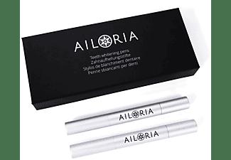 AILORIA WHITE ON Refill Pen Set (2 x 2ml) Zahnaufhellungs-Gel Silber
