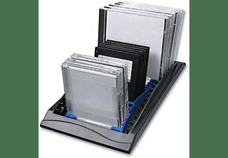 SPEEDLINK Combo Rack für CD, Disketten etc. Combo Rack Schwarz