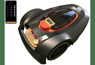 ZOEF ROBOT Robotermäher Berta mit APP, Roboter Rasenmäher, für bis zu 600 m²