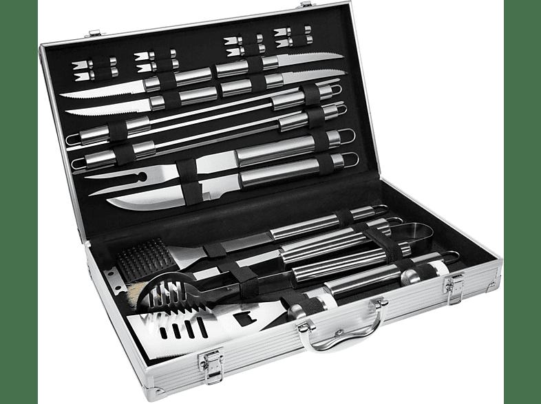 TECTAKE Grillbesteck-Set