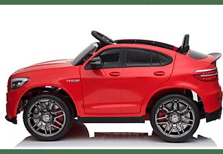 4TRADERS KIDS CARS Kinder Elektroauto Mercedes GLC Elektroauto Schwarz