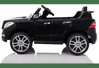 4TRADERS KIDS CARS Kinder Elektroauto Mercedes ML 350 Elektroauto Schwarz
