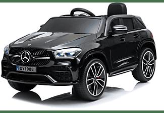 4TRADERS KIDS CARS Mercedes-Benz GLE 450 Elektroauto Schwarz