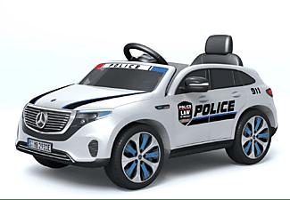 4TRADERS KIDS CARS Mercedes-Benz EQC Elektroauto Weiß