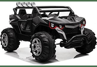 4TRADERS KIDS CARS Kinder Elektroauto Buggy Monster Elektroauto Schwarz