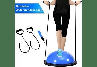 COSTWAY Balancetrainer Blau