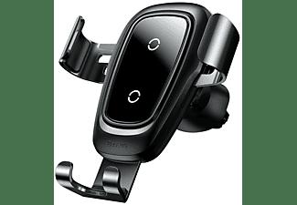 BASEUS Wireless Charger KFZ Ladegerät Universal, Schwarz