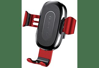 BASEUS Wireless Charger KFZ Ladegerät Universal, Rot