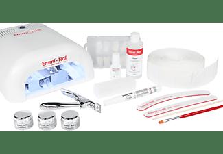 EMMI-NAIL Nail Starter-Set Classic BT weiß Lichthärtungsgerät Weiß