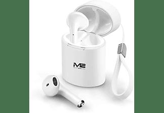 M2-TEC Kopfhörer, In-ear Bluetooth Kopfhörer Bluetooth Weiß