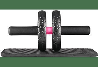 PEAK POWER Bauchtrainer - AB Wheel Rosa