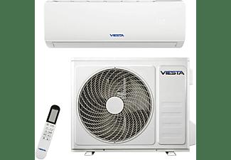 VIESTA 09SE Split Klimaanlage Split Klimagerät Weiß Energieeffizienzklasse: A++, Max. Raumgröße: 32 m²