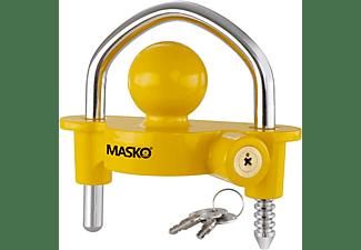 MASKO 20302 Schloss, gelb