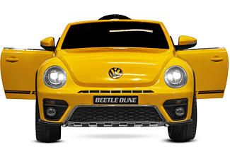 KIDCARS Kinder Elektro Auto VW Volkswagen Beetle Elektroauto 130