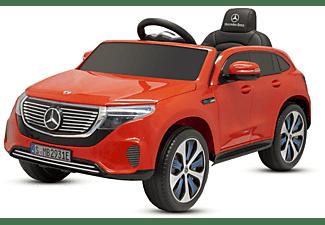 KIDCARS Kinder Elektro Auto Mercedes Benz EQC400 Elektroauto 90