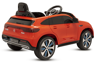 KIDCARS Kinder Elektro Auto Mercedes Benz EQC400 Elektroauto 20