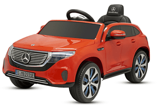 KIDCARS Kinder Elektro Auto Mercedes Benz EQC400 Elektroauto 60