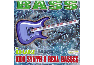 XXL 1000 Synth & Real Basses (Audio-CD)