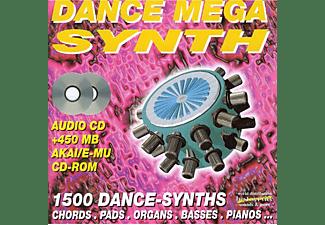 Dance Mega Synth (Audio-CD, Akai, E-mu)