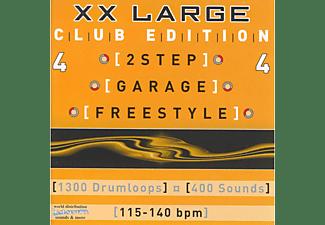 XXLarge Club Edition 4 - Garage/Freestyle/2Step (Audio)