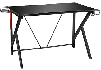 COSTWAY Gaming Tisch Gaming Tisch