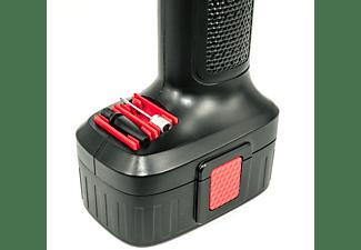 WALLBOX24.DE DER E-PROFI Akku Handkompressor Auto Adapter Zubehör e-Mobil Ladestation, Black