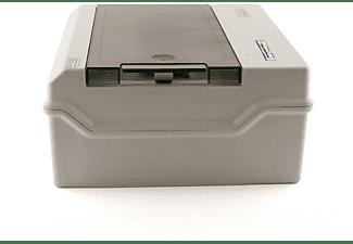 WALLBOX24 DER E-PROFI Leergehäuse einreihig Ladestation Zubehör e-Mobil Ladestation, Grey