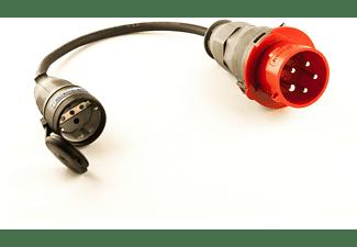 WALLBOX24.DE DER E-PROFI Adapterkabel 16A CEE auf Schuko Adapterkabel für e-Mobil Ladekabel, Multicolor