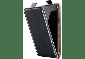 KÖNIG DESIGN Handyhülle, Flip Cover, Samsung, Galaxy A21, Schwarz