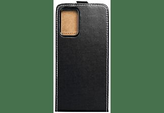 KÖNIG DESIGN Handyhülle, Flip Cover, Samsung, Galaxy A72, Schwarz