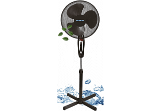 ECHOS Eco-102 Standventilator Memphis Black (40 Watt)