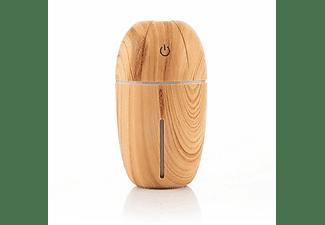 INNOVAGOODS Mini-Humidor Aroma Diffusor Diffuser Braun (2 Watt, Raumgröße: 20 m²)