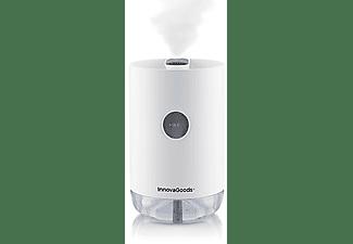 INNOVAGOODS Vaupure Ultraschall Luftbefeuchter Weiß (Raumgröße: 25 m²)