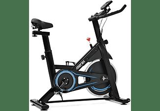 MERAX Indoor Cycling Bike Blau