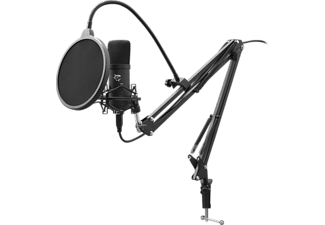 WHITE SHARK DSM-01 Zonis Kondensatormikrofon schwarz