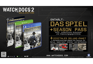 Watch Dogs 2 - Gold Edition - [Xbox One]