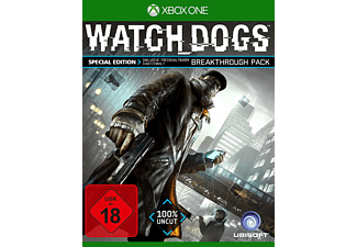 Watch Dogs - Special Edition - [Xbox One]