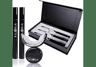 AILORIA WHITE ON LUXURY Set Zahnaufhellungs-Set schwarz