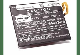 POWERY Akku für LG G6 Li-Polymer Akku, 3.8 Volt, 3300mAh