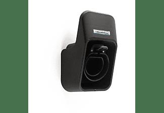 WALLBOX24.DE DER E-PROFI Wandhalterung Ladekabel Typ 2 Stecker Wandhalterung für e-Mobil Ladekabel, Black