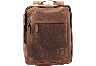 PRIDE & SOUL Leather Backpack JESTER Braun, 47199