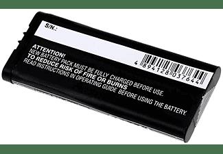 POWERY Akku für Nintendo DSi XL Li-Ion Akku, 3.7 Volt, 900mAh