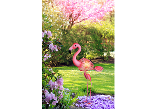 GLOBO LED Solarleuchte 2er Set Metall Flamingo 72284625 Solarleuchte