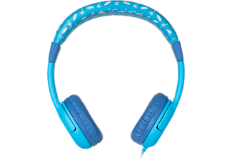SOYMOMO Kinder, On-ear Kopfhörer Blau