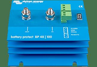 VICTRON ENERGY BatteryProtect BP-100 12/24V 100A Batteriewächter Tiefentladeschutz Batteriewächter 12V und 24V Batterien, 12 Volt, Blau