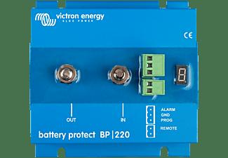 VICTRON ENERGY BatteryProtect BP-220 12/24V 220A Batteriewächter Tiefentladeschutz Batteriewächter 12V und 24V Batterien, 12 Volt, Blau