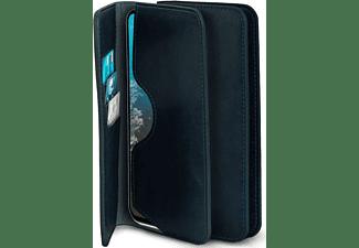 MOEX Purse Case, Flip Cover, ZTE, Axon 11 / Axon 11 5G, Dunkelblau
